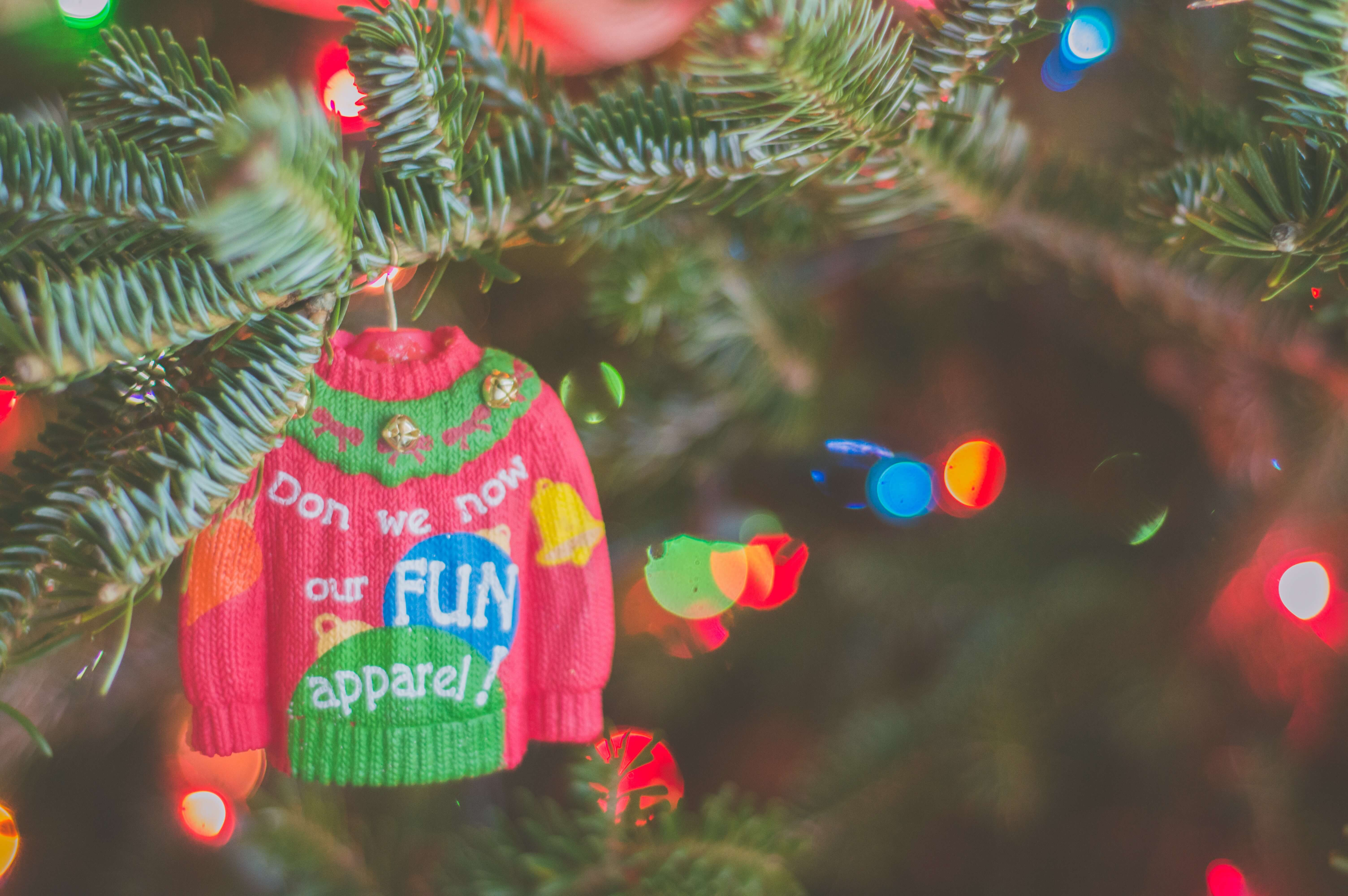 Kersttrui Actie.Blog